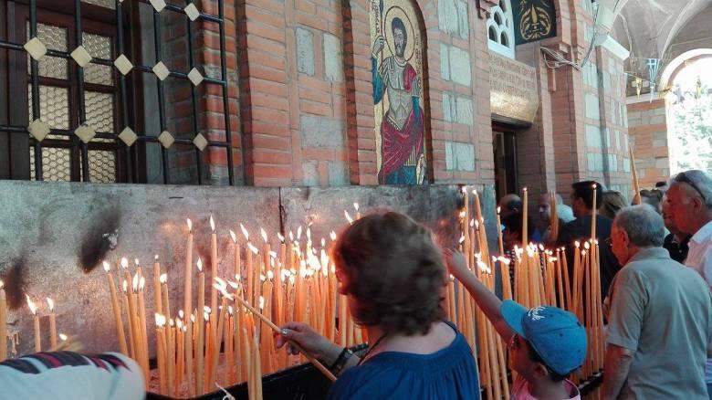 Δεκαπενταύγουστος: Στην Παναγία Σουμελά, αναζητώντας την χάρη Της (pics)