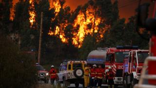 Ευρωπαϊκή βοήθεια για την κατάσβεση των πυρκαγιών ζητά η Πορτογαλία