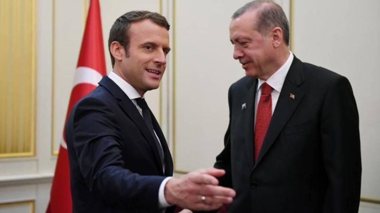 Συνομιλία Μακρόν - Ερντογάν για την κράτηση γάλλου δημοσιογράφου στην Τουρκία