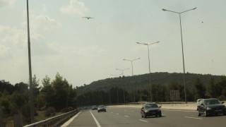 Πού απαγορεύεται η κυκλοφορία λόγω της πυρκαγιάς στην Ανατολική Αττική