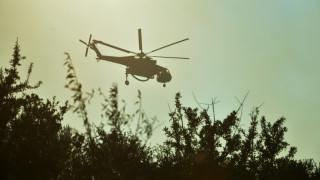 Σε σχετική ύφεση η πυρκαγιά στην Αττική - σε επιφυλακή για αναζωπυρώσεις