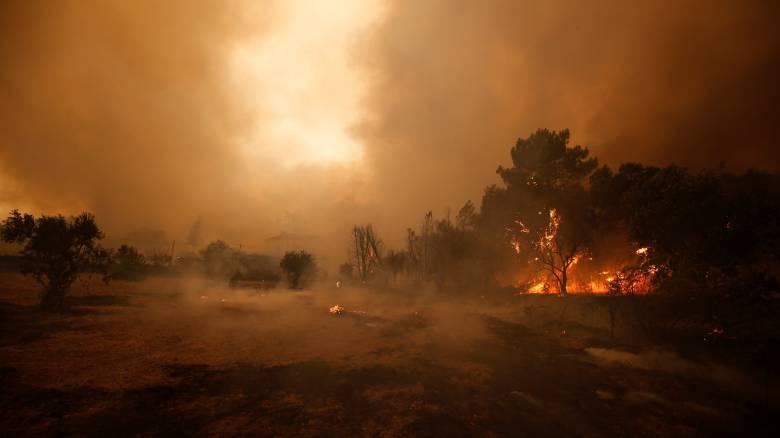 Ανεξέλεγκτες οι φωτιές στην Πορτογαλία - βοήθεια στέλνει η ΕΕ