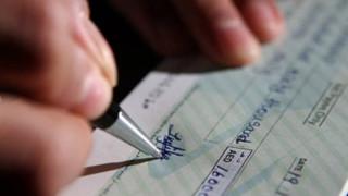 Αισθητή μείωση των ακάλυπτων επιταγών στο επτάμηνο 2017
