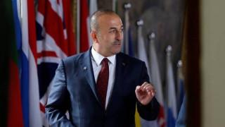 Τσαβούσογλου: Δεν υπάρχουν θαλάσσια σύνορα στο Αιγαίο