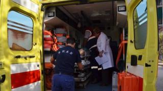 Ένας νεκρός και τρεις τραυματίες σε τροχαίο δυστύχημα στη Χαλκιδική