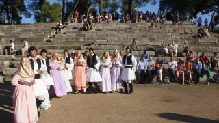 Το Φεστιβάλ Επιδαύρου 2017 ολοκληρώνεται με γιορτινό αφιέρωμα στην παράδοση του Μοριά