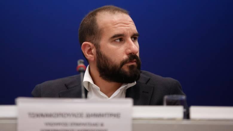 Τζανακόπουλος: Ο Τσακαλώτος θα διαπραγματευτεί την τρίτη αξιολόγηση