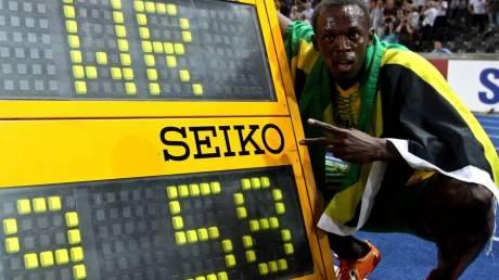 Γιουσέιν Μπολτ: Η ημέρα που έγινε ο γρηγορότερος άνθρωπος στον κόσμο (vid)