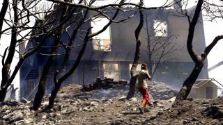 «Ο κρατικός μηχανισμός λειτούργησε καλά», επιμένει το Μαξίμου που αποφάσισε μέτρα για τους πληγέντες