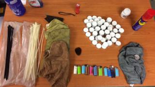 Σοκάρουν τα ευρήματα στο σπίτι του 63χρονου που προσήχθη στην Πάρνηθα για εμπρησμούς