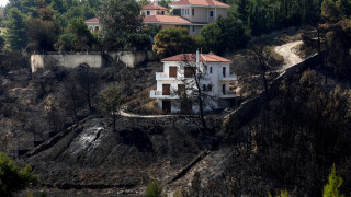 Καπανδρίτι: Η επόμενη μέρα μετά την καταστροφική φωτιά