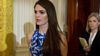Η 28χρονη διάδοχος του Άντονι Σκαραμούτσι στον Λευκό Οίκο (pics)