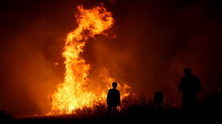 Πύρινη κόλαση στην Πορτογαλία: 1,4 εκατ. στρέμματα έγιναν στάχτη