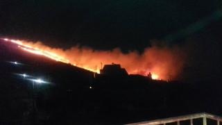 Φωτιά στην Κεφαλονιά (pics&vids)