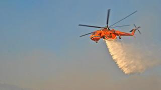 Υψηλός κίνδυνος πυρκαγιάς και σήμερα