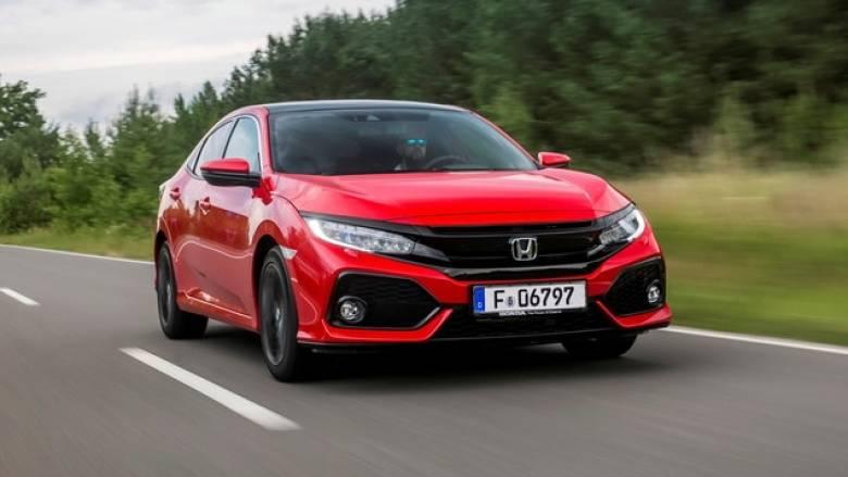 O 1.600 diesel του Honda Civic είναι πλέον από τους πιο καθαρούς στον κόσμο