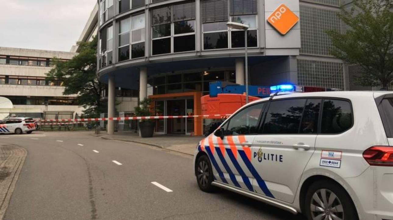 Ολλανδία: Πληροφορίες για ομηρία σε ραδιοφωνικό σταθμό (pics)