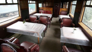 Βανδάλισαν βαγόνι του θρυλικού Orient Express στη Θεσσαλονίκη