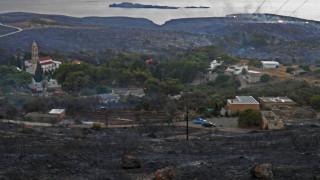 Έκτακτη οικονομική ενίσχυση ύψους 180.000 ευρώ στα Κύθηρα μετά τις πυρκαγιές