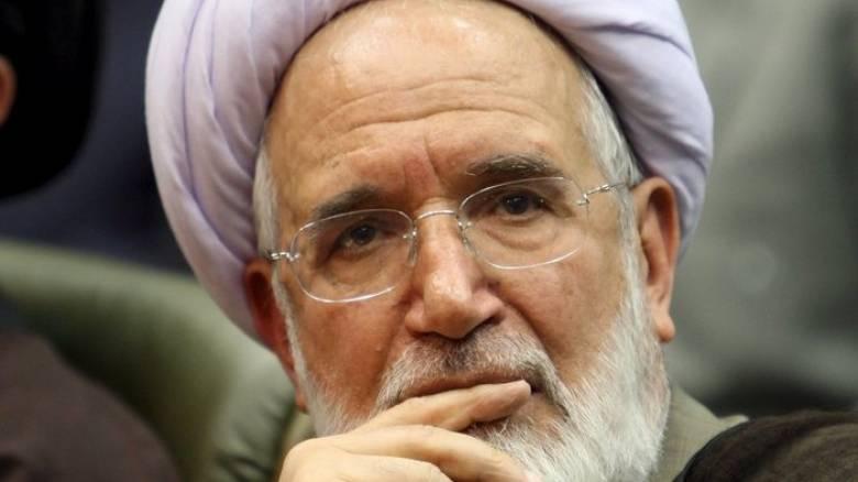 Ιράν: Στο νοσοκομείο ο Καρουμπί λίγες μόλις ώρες αφότου ξεκίνησε απεργία πείνας