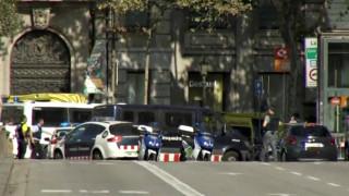 Βαρκελώνη: Βίντεο που κόβουν την ανάσα λίγα λεπτά μετά την τρομοκρατική επίθεση