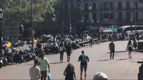 Βαρκελώνη: Μέλη ελληνικής οικογένειας ανάμεσα στους τραυματίες της επίθεσης