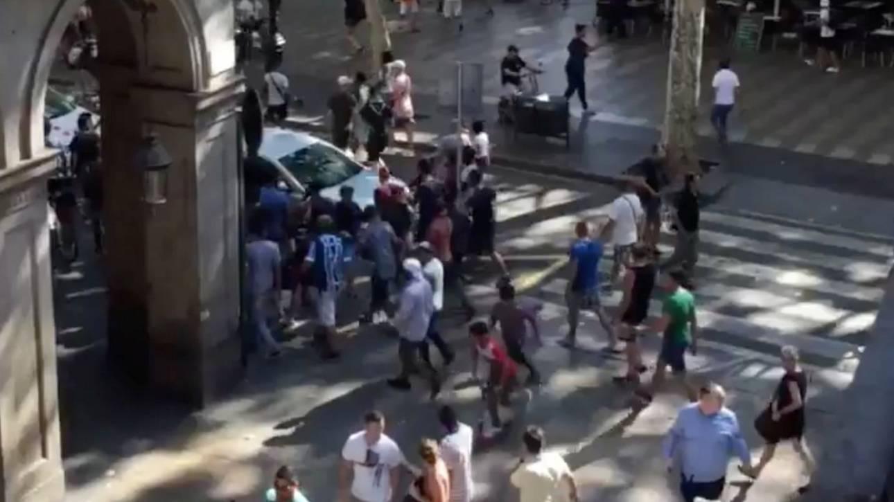 Βαρκελώνη: Αυτόπτης μάρτυρας περιγράφει στο CNN Greece όσα είδε μετά την τρομοκρατική επίθεση