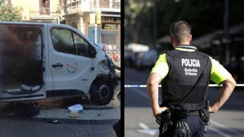 Βαρκελώνη: Τρόμος στο κέντρο της πόλης - ανθρωποκυνηγητό για τους δράστες (pics&vids)