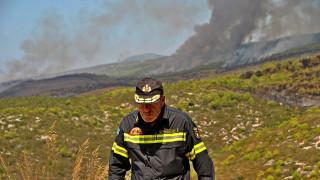 Υψηλός κίνδυνος πυρκαγιάς και την Παρασκευή