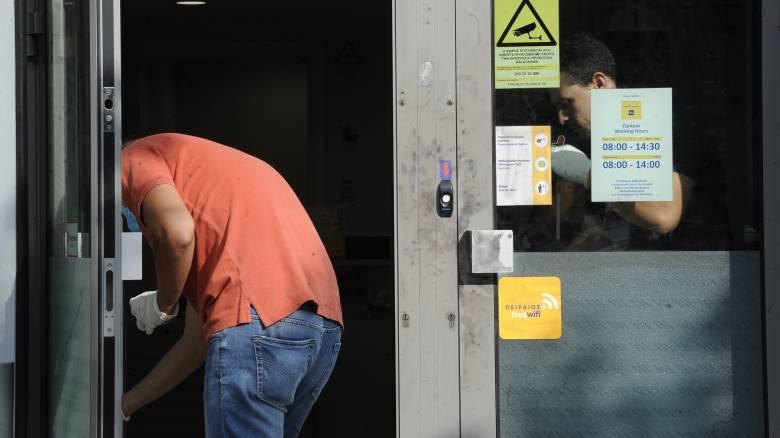 Ληστεία σε τράπεζα στην Θεσσαλονίκη