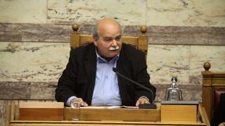 Ν.Βούτσης: Η Βουλή των Ελλήνων και ο ελληνικός λαός αποδοκιμάζουν κάθε πράξη τρομοκρατίας