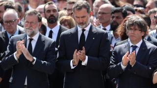 Η Ισπανία θρηνεί: Ενός λεπτού σιγή στη μνήμη των θυμάτων