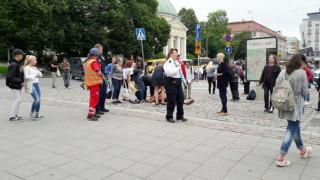 Φινλανδία: Επίθεση με μαχαίρι σε πλήθος στην πόλη Τουρκού
