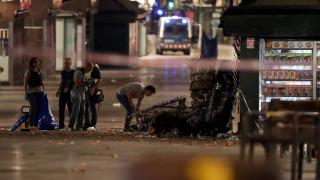 Νέα συγκλονιστικά βίντεο από τις τρομοκρατικές επιθέσεις σε Βαρκελώνη και Καμπρίλς