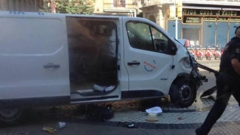 Βαρκελώνη:  Η Μαδρίτη ειδοποίησε τις γαλλικές αρχές για ένα ύποπτο όχημα στη Γαλλία