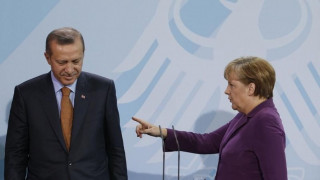 «Στο κόκκινο» ξανά οι σχέσεις Γερμανίας - Τουρκίας