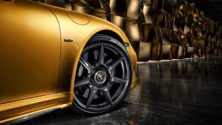 Πόσο μπορεί να κοστίζουν οι ζάντες από ανθρακονήματα της Porsche 911 turbo Exclusive;