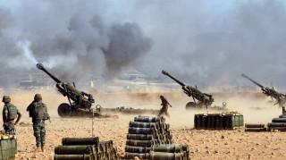 Λίβανος: Χεζμπολάχ και συριακός στρατός ξεκίνησαν επίθεση κατά του Ισλαμικού Κράτους