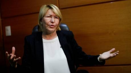 Βενεζουέλα: Στην Κολομβία διέφυγε η πρώην γενική εισαγγελέας