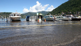 Λίμνη Κόμο: Ο πρώτος... ηλεκτρικός τουριστικός προορισμός
