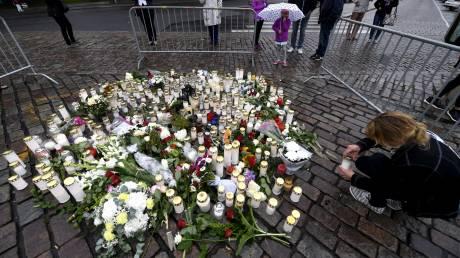 Φινλανδία: Τρομοκρατική ενέργεια η επίθεση στην πόλη Τούρκου (pics)