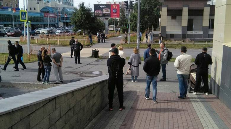 Ρωσία: Επίθεση με μαχαίρι στην πόλη Σουργκούτ (vid)