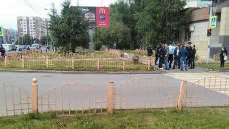 Ρωσία: Δεν σχετίζεται με τρομοκρατία η επίθεση με μαχαίρι στην πόλη Σουργκούτ (vid)