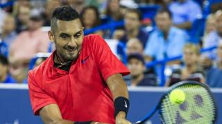 Τένις: Ο Κύργιος απέκλεισε τον Ναδάλ