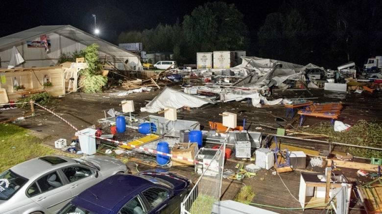Αυστρία: Νεκροί και τραυματίες από ισχυρή καταιγίδα (pics)
