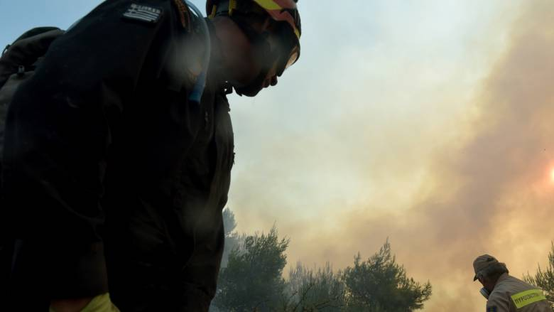 Πυρκαγιά σε εξέλιξη στην Κυπαρισσία
