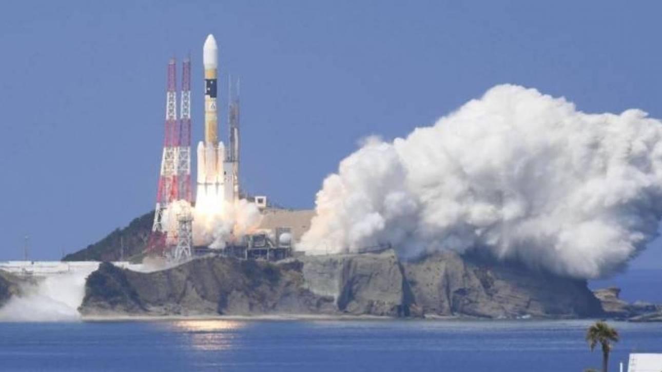 Ακόμη έναν δορυφόρο έθεσε σε τροχιά η Ιαπωνία