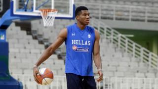 «Βόμβα» στην Εθνική μπάσκετ: Εκτός Ευρωμπάσκετ ο Γιάννης Αντετοκούνμπο