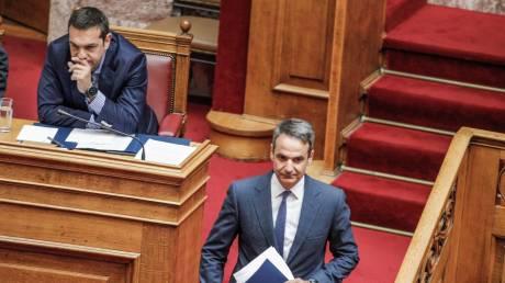 Συνεχίζεται η κόντρα κυβέρνησης - ΝΔ με φόντο τις διακοπές του πρωθυπουργού