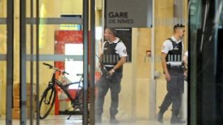 Γαλλία: Συναγερμός σε σταθμό τρένου έπειτα από πληροφορίες ότι κυκλοφορεί ένοπλος (pics&vid)